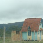 The Witch house going up to Guatavita