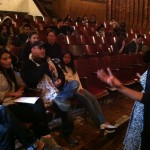 Sofia Santana shares Buck's film story with the audience